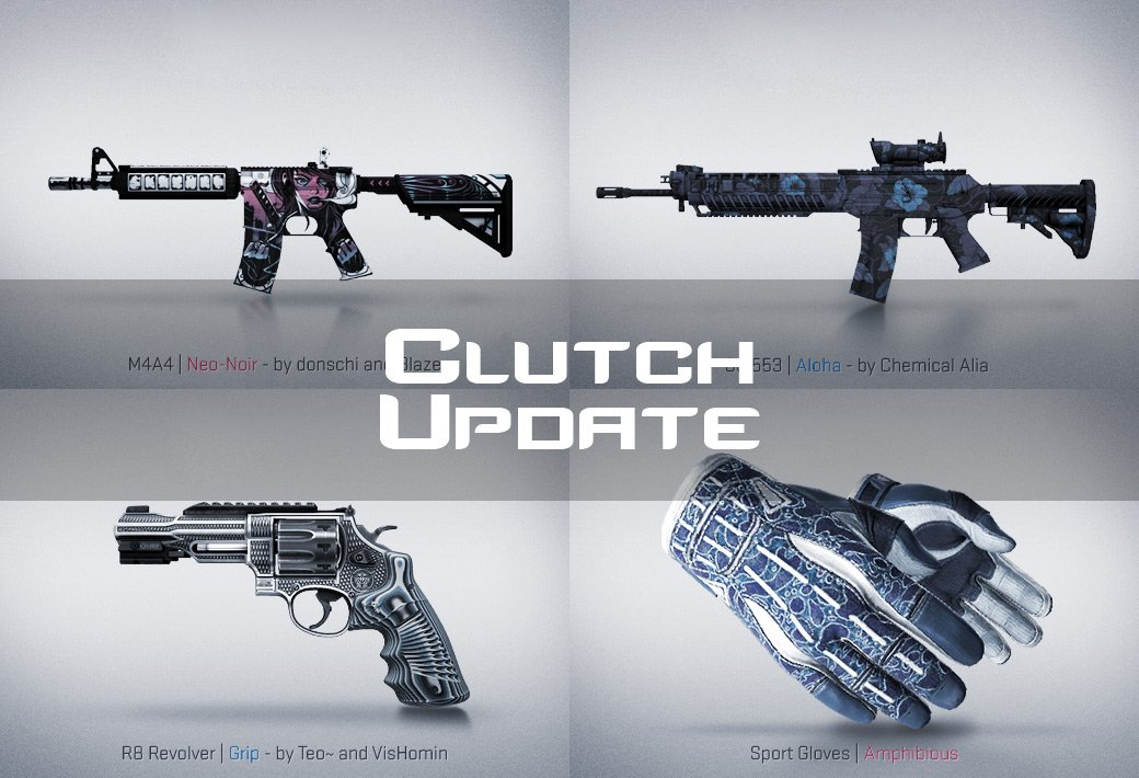 CS:GO Update: Welcome to the Clutch
