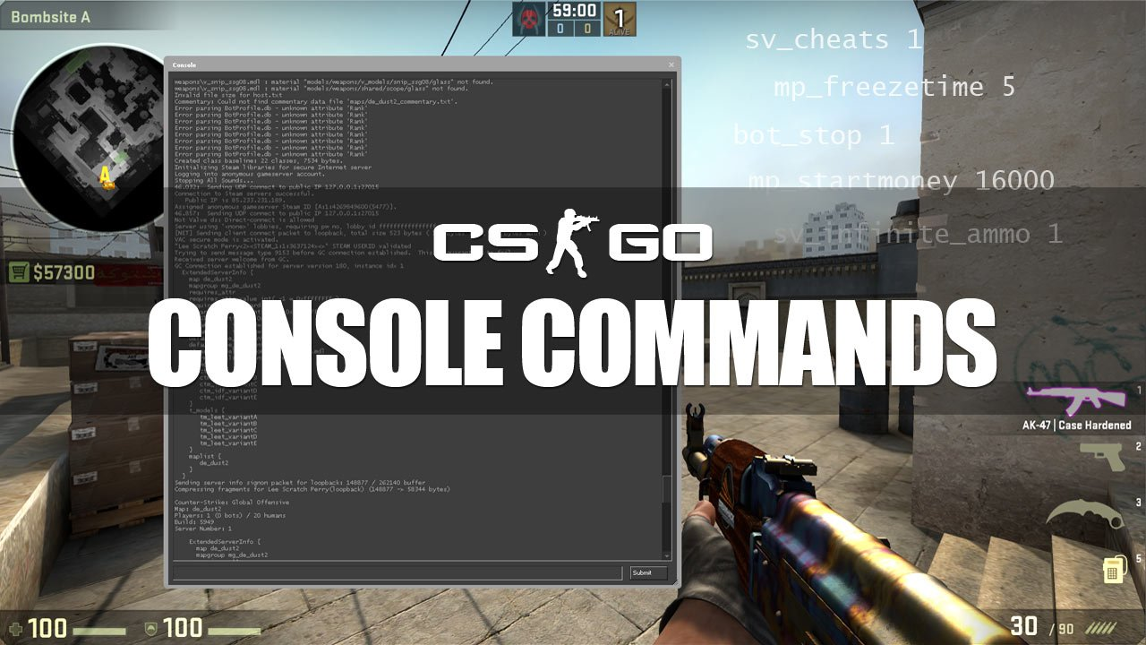 Cs go bot commands matchmaking