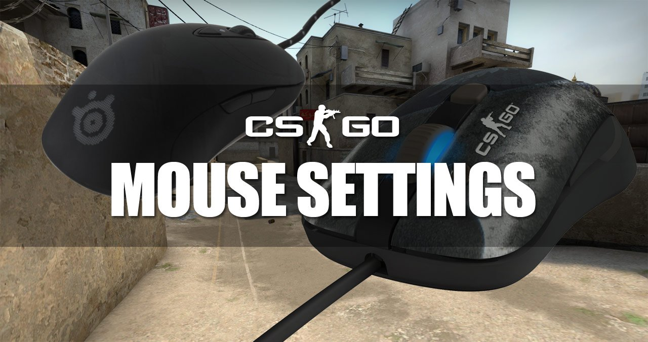 Optimal Mouse Settings & Sensitivity for CS:GO - Pro Settings