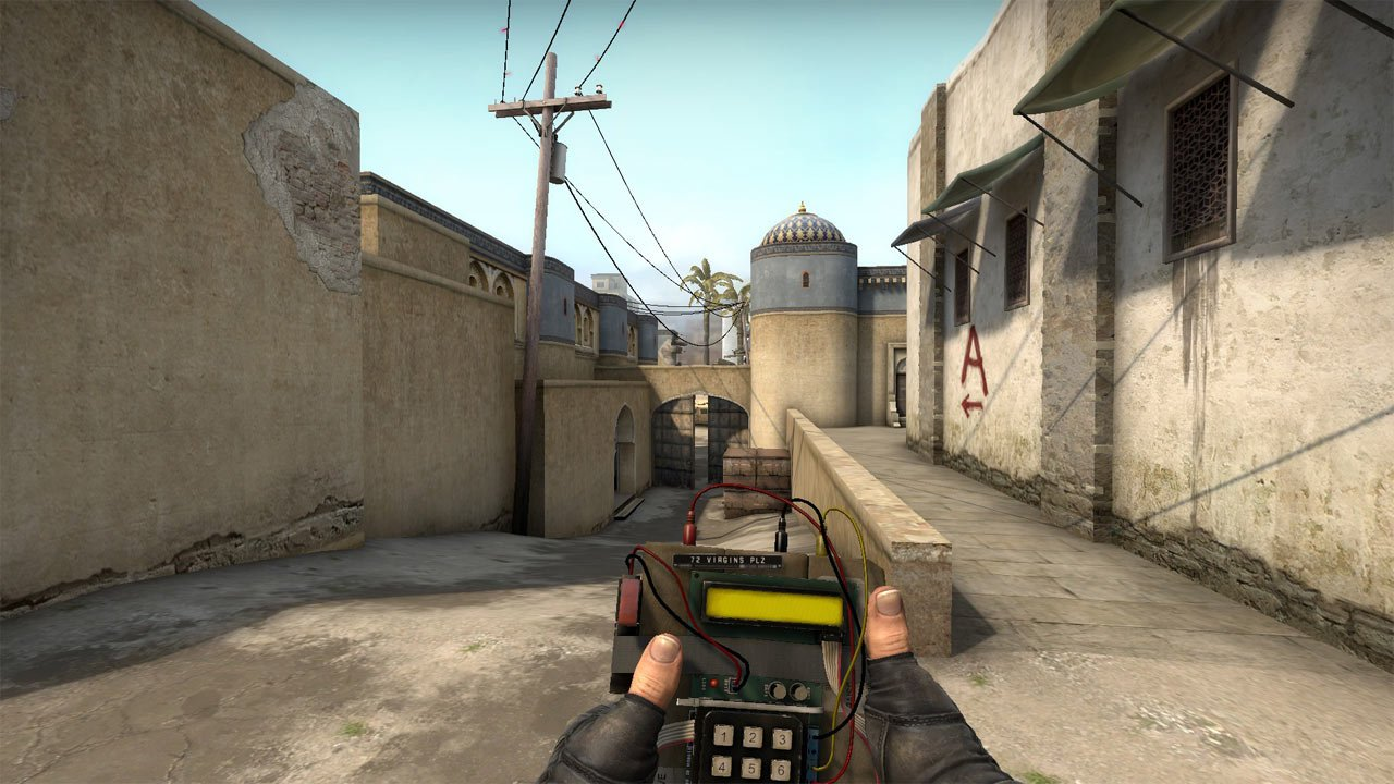 How To Rename the Bomb/C4 Explosive in CS:GO (GUIDE)
