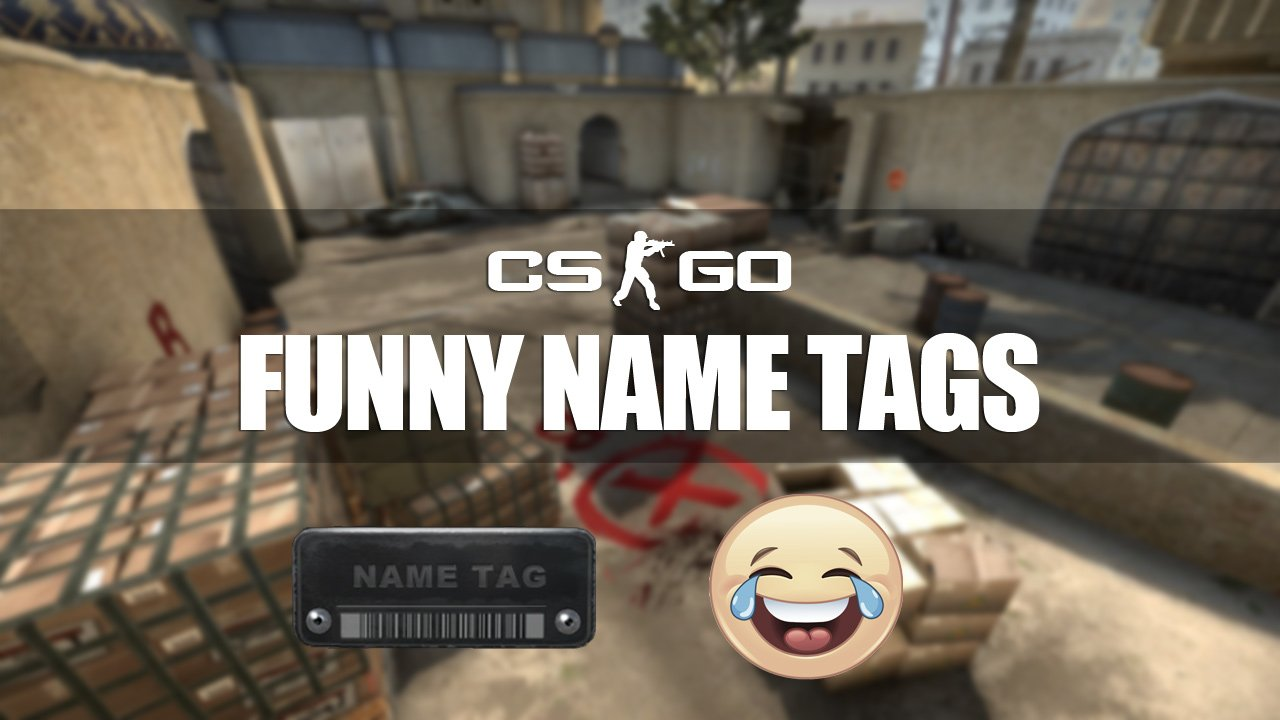 CS:GO Funny Skin/Knife/Weapon/C4 Name Tags