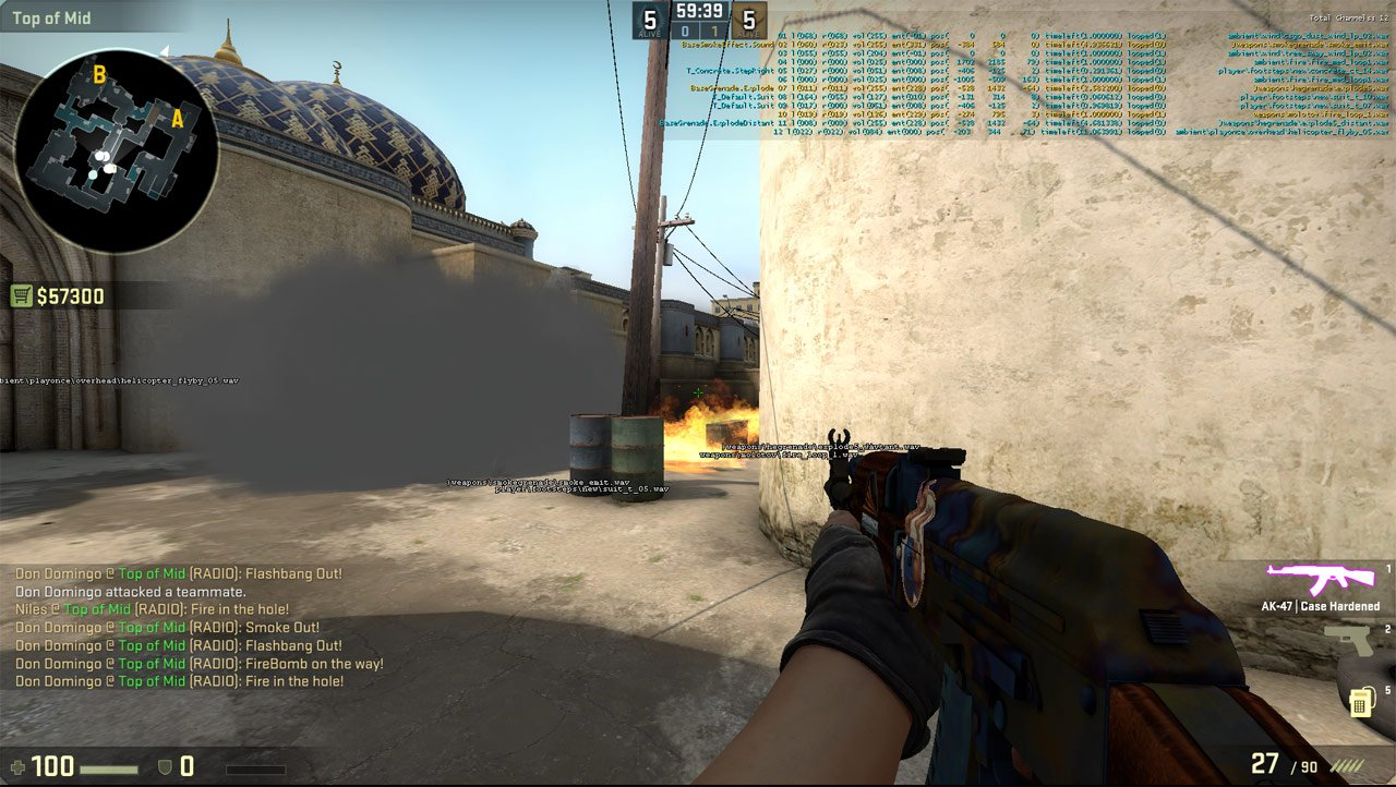 counter strike source aimbot console command