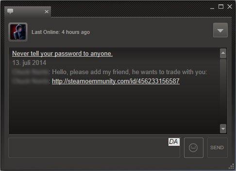 scamming cs go