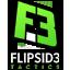 логотип Flipsid3 Tactics