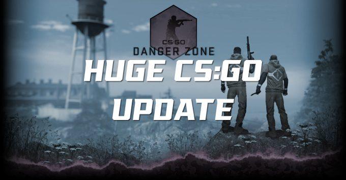 CS:GO Danger Zone Update