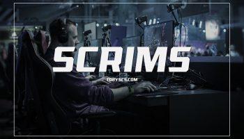 Scrims & Pro Scrims