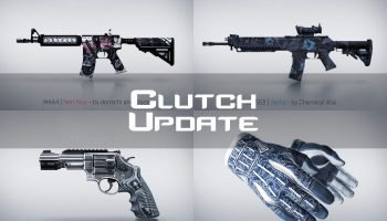 CSGO Clutch Case Update