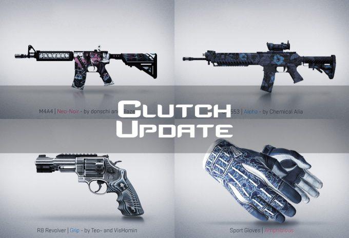 CSGO Clutch Case Update