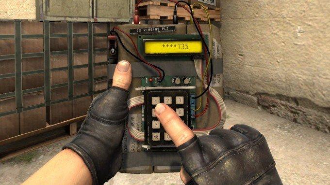 How to rename the bomb/C4 in CSGO