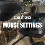 Optimal Mouse Settings for CS:GO