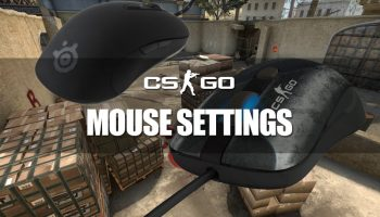 Optimal Mouse Settings for CS:GO