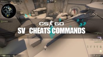 SV_CHEATS Commands