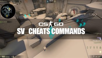 SV_CHEATS Commands