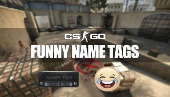 CSGO Funny Name Tags