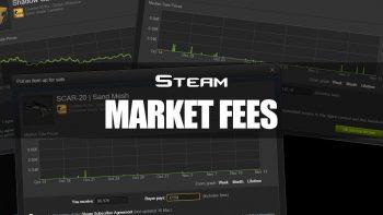 Calculate Steam Market Fees