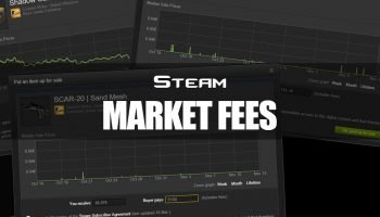How to calculate Steam market fees
