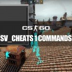 All sv_cheats 1 Console Commands in CS:GO